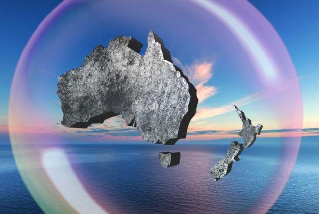 Australia bubble