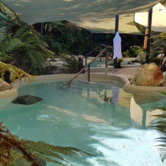 Glacier Hot Pools Public Pool Entry