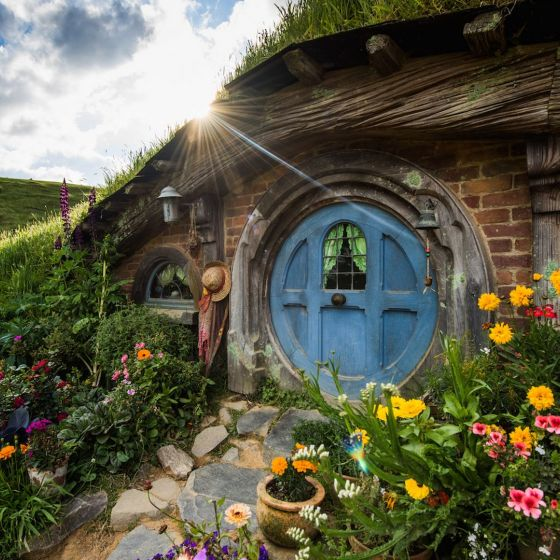 Hobbiton Movie Set Guided Tour