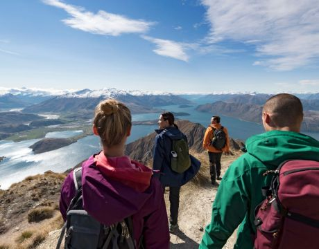 Lakes & Glaciers Active